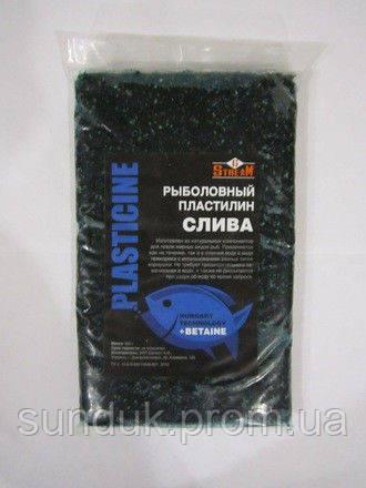 Рыболовный пластилин G Stream (слива)