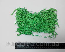 Наполнитель бумажный зеленый