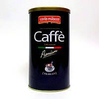 Молотый кофе Carlo Milocca Caffe Premium Ж\Б 500 гр , фото 1