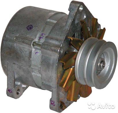 Автомобильный генератор на самосвал (МАЗ, БелАЗ, ИКАРУС, УРАЛ), Г6582.3701-01 / 02