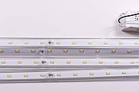 Лед панель   24W 3000К прозрачный профиль
