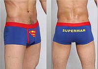 Мужские трусы боксеры Superman
