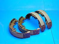 Колодки тормозные, задние (комплект 4 шт) Chery Tiggo T11 (Чери Тиго), T11-3502170