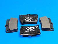 Колодки тормозные, задние Chery Tiggo T11 (Чери Тиго), T11-BJ3501080