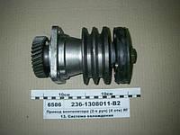 Привод вентилятора (2-х руч) (4 отв) ЯМЗ-236М2,238М2 (Ярославль)