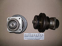 Привод вентилятора ЯМЗ 238-НД3 (2-х руч) (4 отв) нов.обр.(пр-во ЯМЗ)