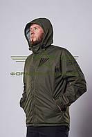 Куртка мембранная сетка нейлон (хаки)