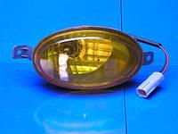 Поворотник в бампер, левый Chery S11 QQ (Чери КУ-КУ), S11-3726010