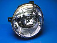 Фара передняя, левая, без корректора Chery S11 QQ (Чери КУ-КУ), S11-3772010