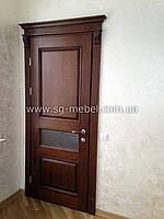 Двери деревянные, межкомнатные деревянные двери под заказ