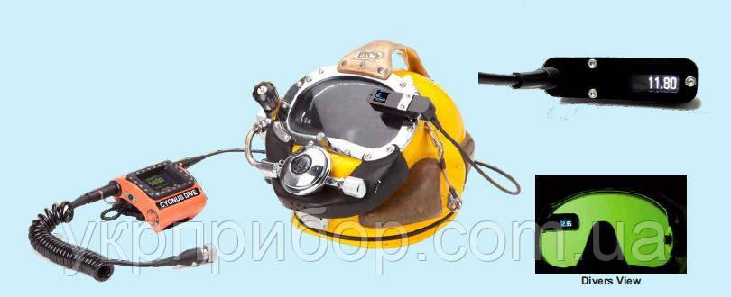 Ультразвуковой подводный толщиномер Cygnus DIVE