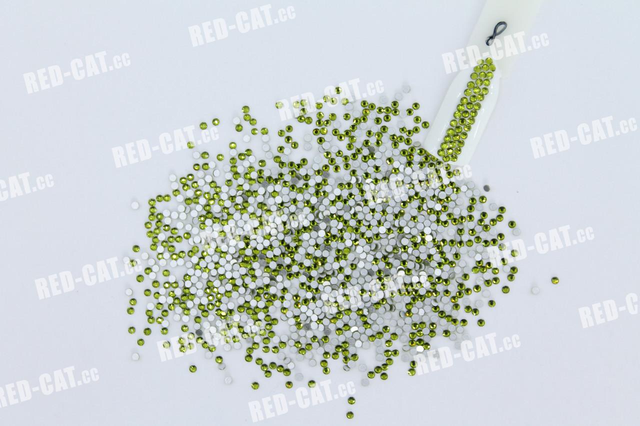 Стрази скляні 1,6 мм №8