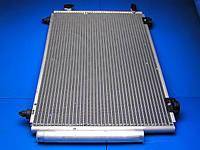 Радиатор кондиционера Geely Emgrand EC7 (Джили Эмгранд), 106700218-1067000139