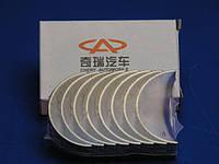 Вкладыши шатунные +0,25, комплект на двигатель Chery Amulet  A15 (Чери Амулет), 480-BJ1004121BA (480-BJ1004121BA )