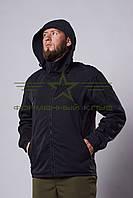 Куртка Military City чёрная, фото 1