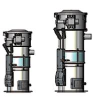 Каталог вакуумных приемников серии C