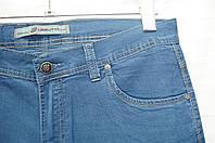 Джинсы мужские Le Gutti  летние,тонкие(голубые)5091 разм.38,40.