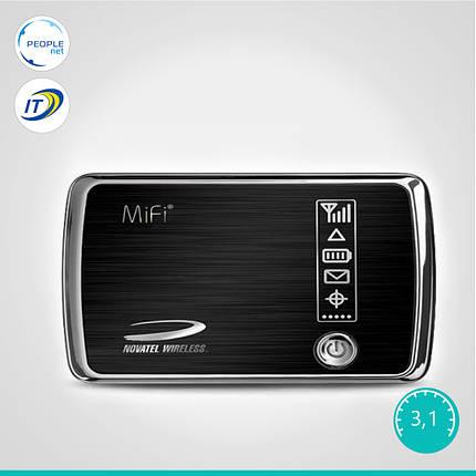 Мобильный 3G/4G WiFi Роутер Novatel MiFi 4082, фото 2
