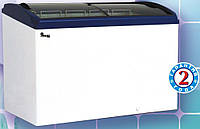 Морозильный ларь с глухой крышкой JUKA M400Z