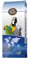 Корм для больших попугаев PAPAGEIEN ZUCHT  DELI NATURE 62 15 кг