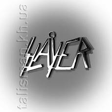 Кулон STN02 - Slayer (лого)
