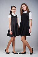 Сарафан школьный для девочек С-36
