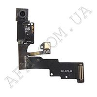 Шлейф (Flat cable) iPhone 6 с фронтальной камерой и датчиком приближения