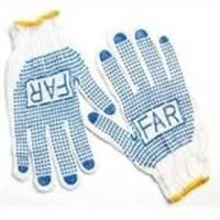 Перчатки рабочие трикотажные с ПВХ FAR, фото 1