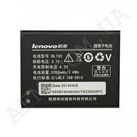 АКБ оригинал Lenovo BL192 A529/  A680/  A590/  A300/  A750/  A388t/  A526 2000mAh