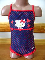 Купальник для девочки Charmmy kitty 3, 4 года, Sun City
