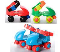 Ролики Profi Roller MS 0038, 4 цвета