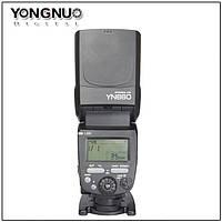 Ручная (мануальная) накамерная фотовспышка Yongnuo YN-660 вспышка YN660