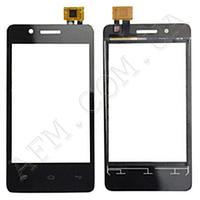 Сенсор (Touch screen) Fly IQ436i черный