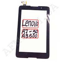 Сенсор (Touch screen) Lenovo A3500 IdeaTab черный
