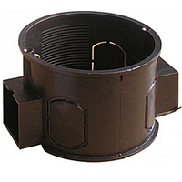 Коробка  установочная  d60  (кирпич,бетон), стыковочная