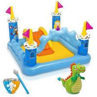 """Детский игровой центр Intex 57138 Fantasy Castle Play Center """"Замок"""""""