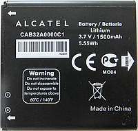 Аккумулятор для Alcatel One Touch 6010D, 991, батарея CAB32A0000C1