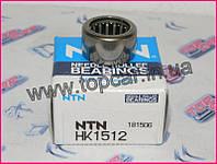 Подшипник КПП игольчастый Renault Master II NTN Япония HK1512