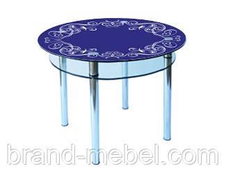 Стол стеклянный КС-3 покраска