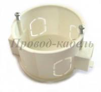 Установочная коробка стыковочная d60 белая