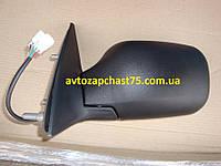 Зеркало Ваз 21230, Ваз 2123, Нива Шевроле боковое левое  с электро обогревом(ОАТ ДААЗ, Россия)