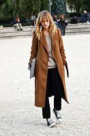 С чем сочетать пальто - халат