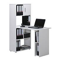 Стол письменный компьютерный из массива дерева 062