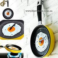 """Оригинальные настенные часы - """"Omelette Time"""", фото 1"""