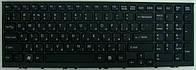 Клавиатура для ноутбука SONY (VPC-EH series) rus, black, фото 1