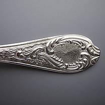 Серебряная столовая ложка, фото 3