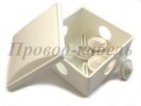 Наружная коробка распределительная наружная 80*80 для гермовывод