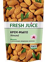 Жидкое крем-мыло Fresh Миндаль дой-пак 460мл