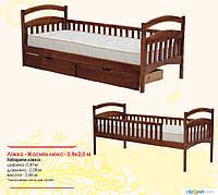 Кровать MebiGrand Жасмин Люкс