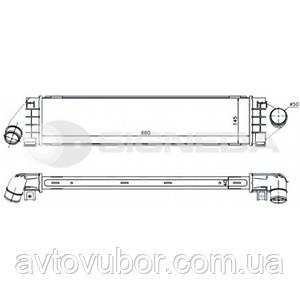 Интеркулер Ford S-MAX 06-09 RI96560 1429406